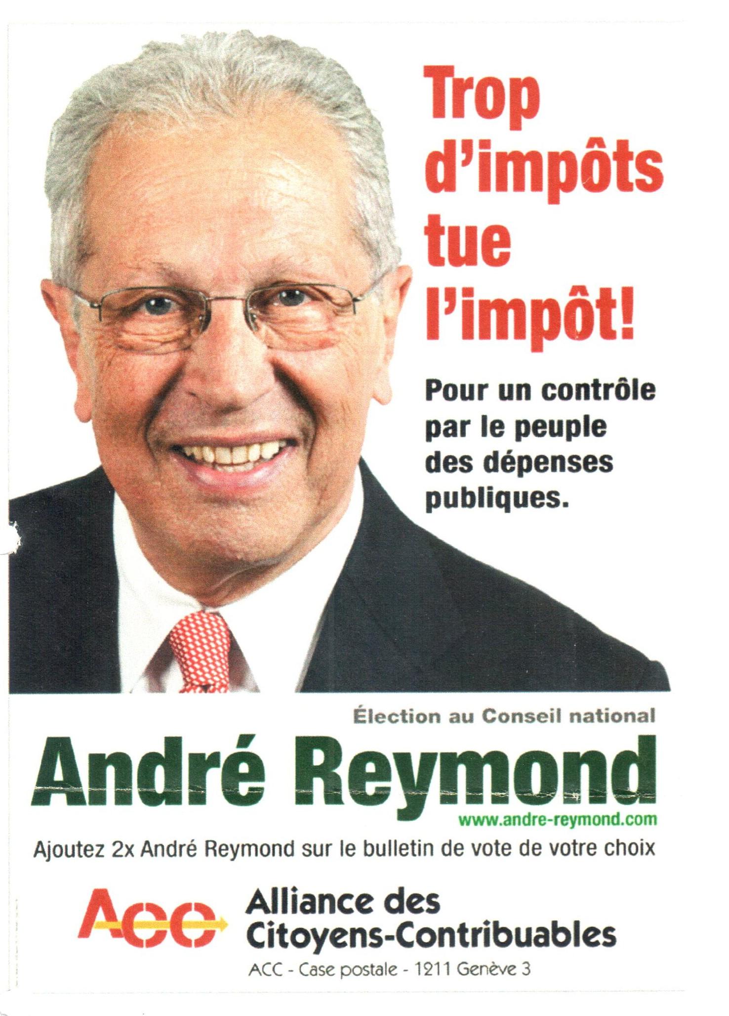 Alliance des citoyens-contribuables septembre 2011